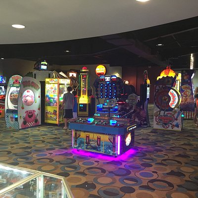 Arcade and Laser Tag
