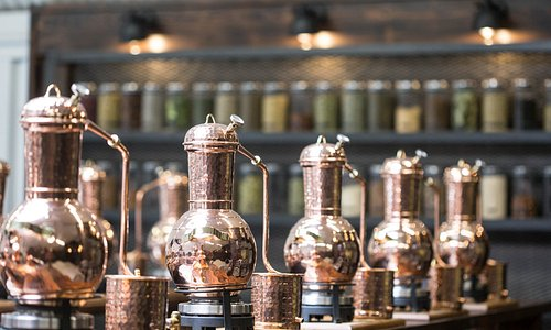 City of Manchester Distillery + Manchester Three Rivers - Gin Experience Tour 1