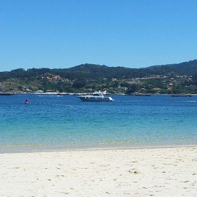 Castiñeiras beach