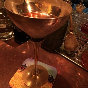 Demon Wise &Partners, Basement Cocktail Bar