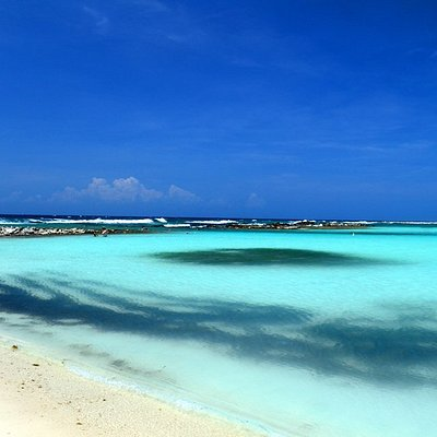 Arashi Beach in Aruba, photo taken Sept. 2014
