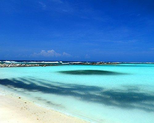 Arashi Beach in Aruba, photo taken Sept. 2014