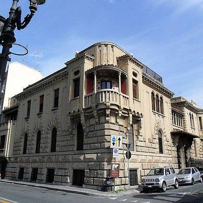 Palazzo Fiaccadori di Reggio Calabria