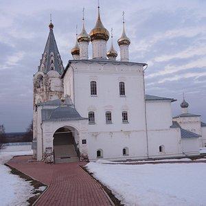 Главная церковь.