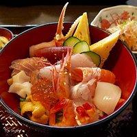 Noto Seafood Domburi Mitone