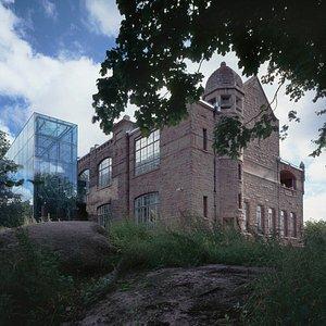 Turku Art Museum. Photo: Vesa Aaltonen