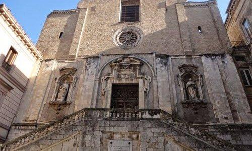 San Francesco al Corso, Chieti - Chiesa francescana