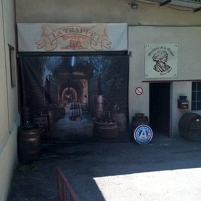 distillerie de le trappe