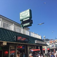 Dolle's Candyland (Ocean City), store front/historic sign