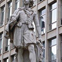 Statue of Anthony Van Dyke