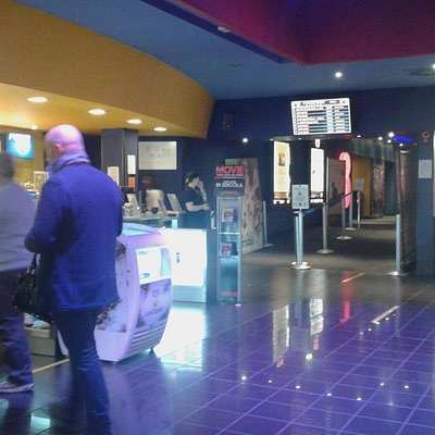 The Space Cinema La Grande Mela