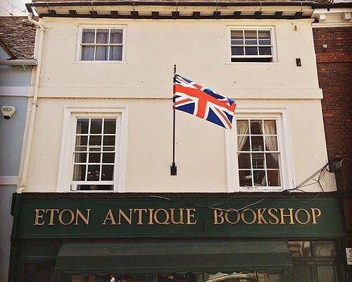 Eton Antique Bookshop