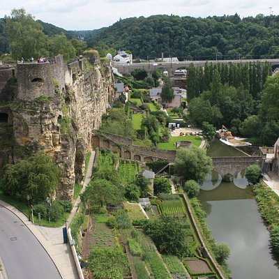 Besøg i Luxembourg