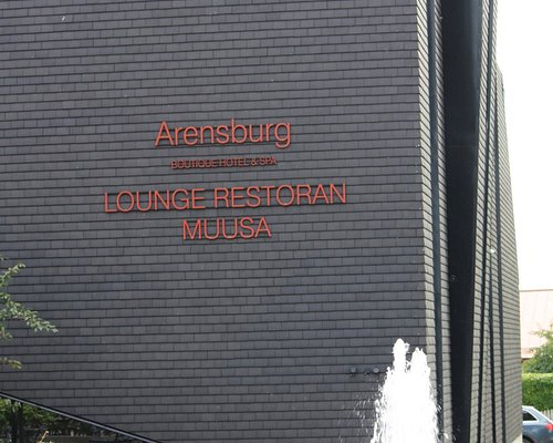 Спа - отель Аренсбург