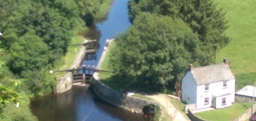 Clashganny Lock on River Barrow