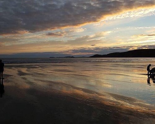 Newgale beach, can't beat this view!