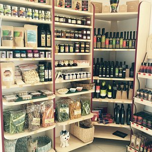 Here you can find the best croatian natural products!