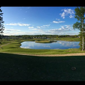 Gorgeous course not a bad thing to say about this gem