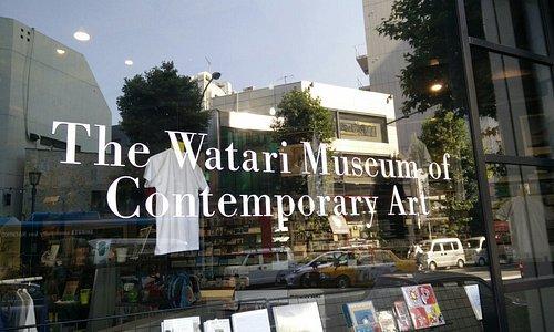 In un quartiere che mi ricorda West Hollywood, una chicca di arte giapponese!