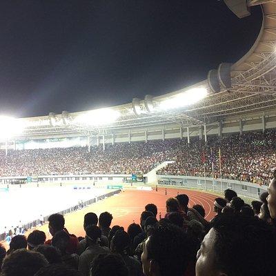 Mandalar Thiri Football Stadium