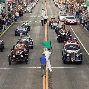 Racing is in our blood! Watkins Glen was home to the first post-World War II road race in 1948.