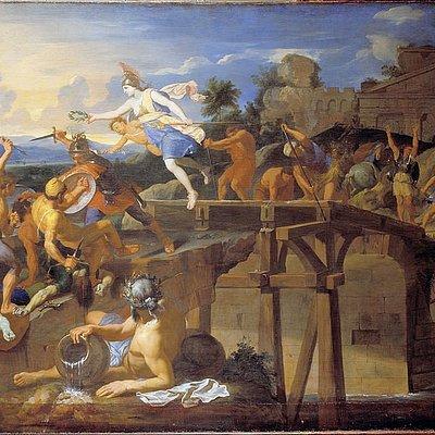 La difesa del Ponte Sulbicio