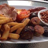 Mixed Irish grill