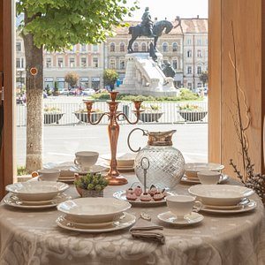 We are located in the heart of Cluj Napoca