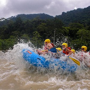 Jaco Rafting rafting from Jaco