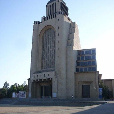 templo el museo se encuentra al lado de este