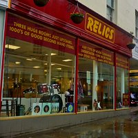 Relics Junk Shop, Bangor