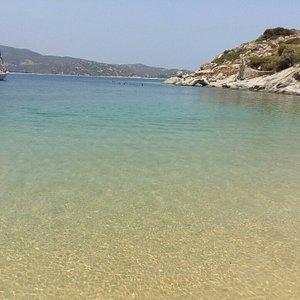 Turkolimnionas Beach