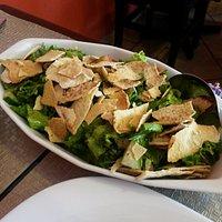 Salada Fatuche...