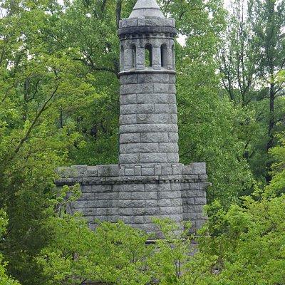 12th & 44th New York Infantry Monument