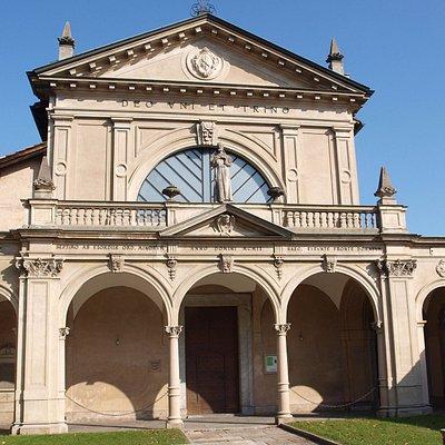 Convento dei Cappuccini, Lugano.
