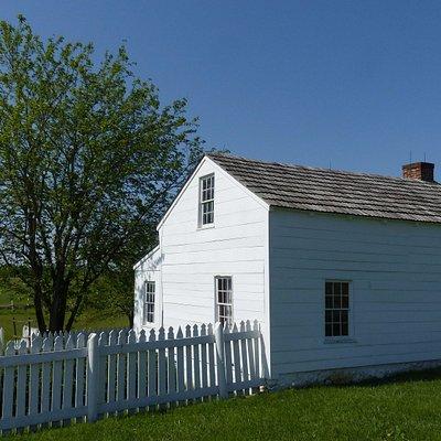 Meade's Headquarters at Gettysburg