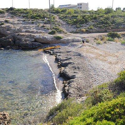 Playa para perros Bon Caponet