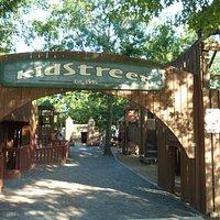Entrance to Kidstreet, Bridgewater, NJ