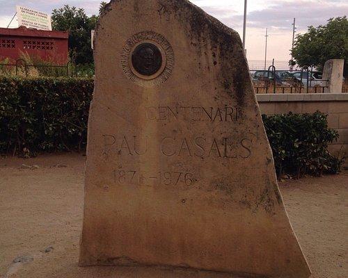 Monumento Centenario Pau Casals