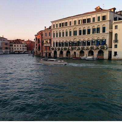 Taken August 3rd from our living room window on the Grand Canal