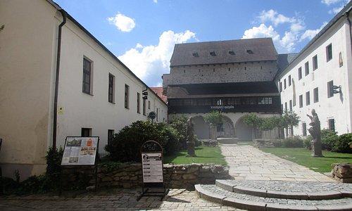 Pohled na muzeum