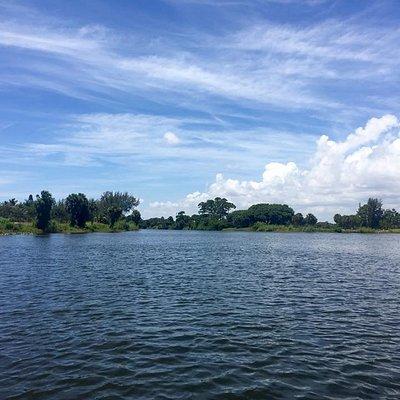 Beautiful Lake Osborne
