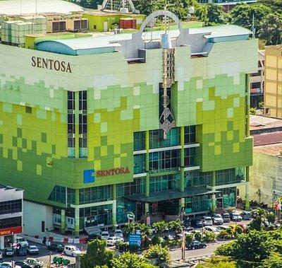 This is the photo of the building Sentosa Plaza, located at Jalan Putra, 05100, Alor Setar, Keda