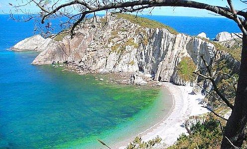 Playa del Silencio. Cudillero Asturias