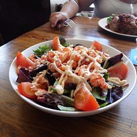 Crayfish Salad.