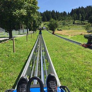 Schlepplift für Coasterbahn