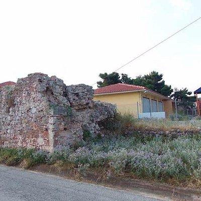 Остатки стены Юстиниана