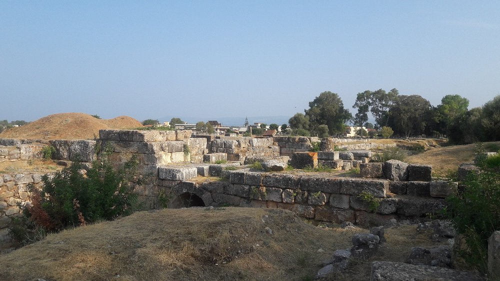 Site of Eretria