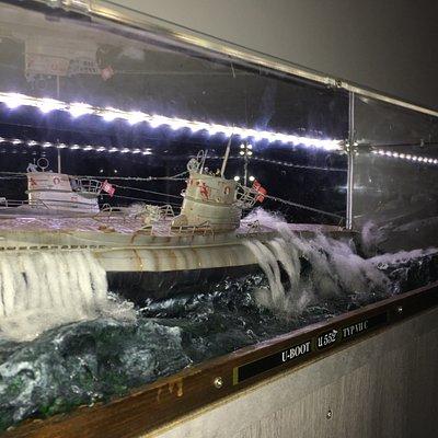 Super Musée Sous-marin