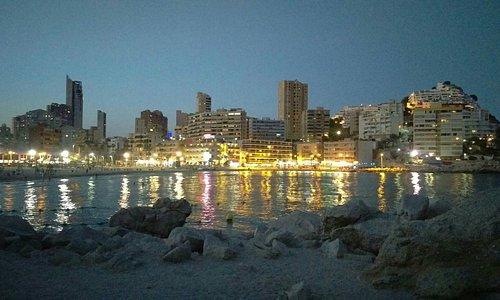 Cala Finestrat Beach